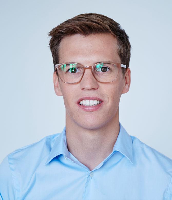Jakob Niederwieser, BSc